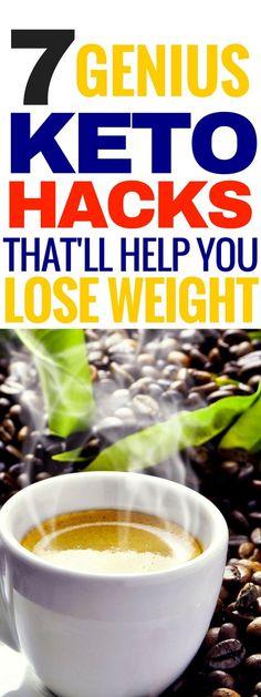 7 genius keto hacks that'll help you lose weight
