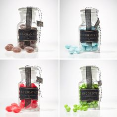 ShugLove petit candy packaging