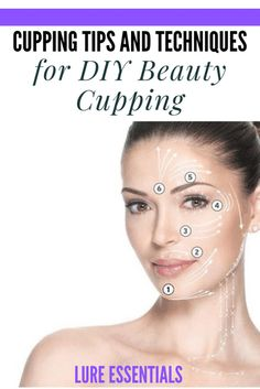 You can easily get an inexpensive cupping kit specifically designed for at-home DIY beauty routines. There are kits designed for Facial Cupping routines and Body Sculpting routines. With some practice simple techniques can be quickly mastered and worked i Massage Facial, Facial Cupping, Cupping Massage, Diy Beauty Routine, Beauty Hacks, Beauty Tips, Beauty Products, Skincare Routine, Beauty Ideas