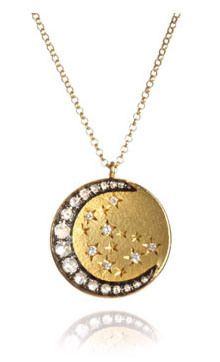 Annoushka Stellar Moon Necklace