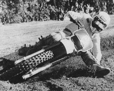 For this week's GP's Classic Steel we are going to take a look back at the first production 125 to incorporate a Power Valve, the 1982 Yamaha For this week's GP's Classic Steel we are go Motocross Action, Motocross Riders, Dirt Bikes, Sidecar, Cars And Motorcycles, Offroad, Yamaha, Beast, Boards