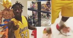 Chelsea striker Michy Batshuayi posts video that suggests he lives in a little kid's dream house