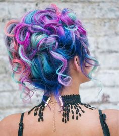 """3,890 Likes, 20 Comments - Pulp Riot Hair Color (@pulpriothair) on Instagram: """"@xostylistxo is the artist... Pulp Riot is the paint."""""""