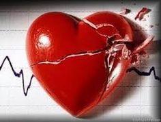 Resultado de imagen para imagenes de corazones rotos por amor