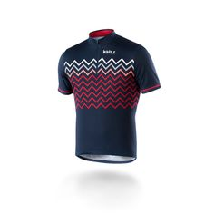 kalas16-biker-m-red cycling jersey