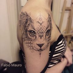 #fabiommauro #ink #tattoo