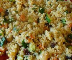 Ricetta Cous Cous verdure e uvetta pubblicata da s.pietro - Questa ricetta è nella categoria Piatti unici