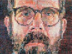 Chuck Close explains why he follows a grid. I really ove his art, I did a project on him a while ago, and watchingthisw as fascinating!