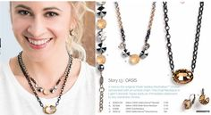 Celebrate the arrival of SPRING this month by helping yourself to 30% OFF these beauties from SS15 Oasis (one of March's Story of the Month)...even better get them FREE + a London Bracelet of your choice FREE too by hosting your own party (book, online, or home) in March!! Call/text me to get your party booked! 724 771-2339.