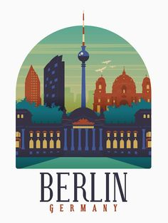 Wonderful Dream, Berlin Art, Dream Art, Berlin Germany, Travel Posters, Lovers Art, Find Art, Framed Artwork, Tshirt Colors
