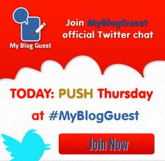 GET YOUR BUSINESS on the radar of serious bloggers who may decide to write about what you have to offer by getting involved in weekly Twitter Chats. One of the best for that is the #myblogguest Twitter chat each Thursday at 11 a.m. EDT / 3 p.m. GMT