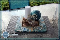 KippersCreatif: Ambiance Marine pour centre de table !