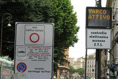 There are multiple ZTL zones in Rome you have to be aware of when planning your visit to the city by car. These simple rules will help you avoid fines.