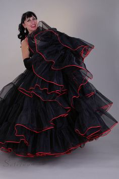 Petticoat FANTASIA  by SETRINO® made in Germany, Berlin