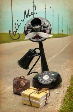 Call Me! Laura Plansker.