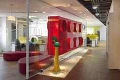 Lego inspira escritório Vernare Projetos na arquitetura de interiores da Zoom Education :: aU - Arquitetura e Urbanismo