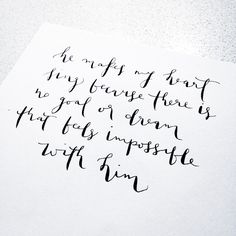 #quote Beautifully Crafted from LetterLustDesign.com #moderncalligraphy #calligraphy #vancouvercalligrapher #pointedpen #flourishforum #lettering #handmade #handwriting #ink #nib