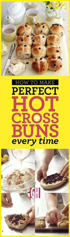 Easter isn't Easter without a warm, soft, current-filled hot cross ...