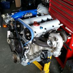 Turbo build | #TopMiata #mazda #miata #mx5 #eunos #roadste Monster Miata, Hydrogen Engine, Turbo Motor, Nissan Skyline Gt, Mazda Miata, Japan Cars, Mini Trucks, Car Engine, Cars