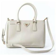 97b5ec82c4 Prada Saffiano Leather Tote Bag BN2316 Gray Pomice. Hermes BirkinPrada ...