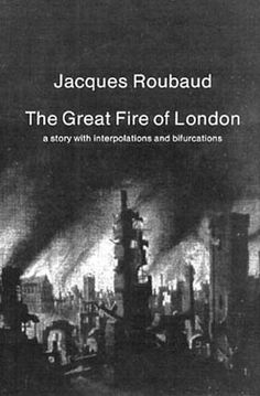 Jacque Roubaud, Great Fire of London, Penn Book Center