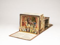 Theater Bilderbuch (Toy theatre book) | V