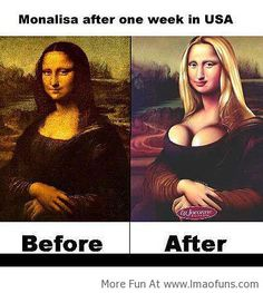 Monalisa After One Week in USA!