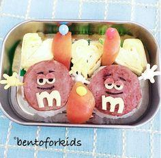 Bento for kids ♡