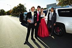 Ride to #prom in luxe #limo style. #PromNation