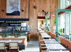 Charlotte Minty Interior Design: Bills Hawaii