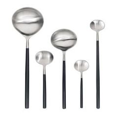 SITTNING Serving spoon, set of 5 - IKEA