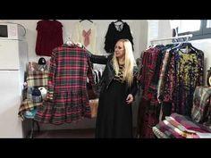 Showroom Trendyboutique presenta las Tendencias moda invierno 2017-18 - YouTube