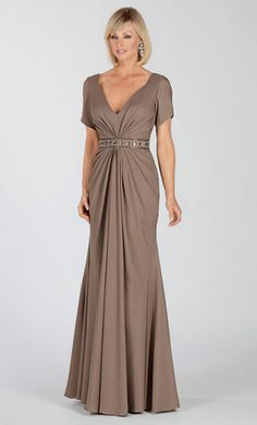 In a different color this would be pretty mother of the bride dresses