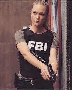 Criminal Minds JJ Season 13