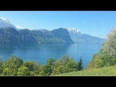 Overall video of our Switzerland Summer, Switzerland Tour, Swiss Travel Pass, Travel Flights, Train Tour, Summer 2016, Tours, River, Green