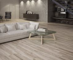 Create a spa styled natural look in your home with these Fallow Walnut Wood Effect Tiles. Wood Effect Floor Tiles, Tile Floor, Grey Wood, Wood Planks, Walnut Wood, Hardwood Floors, Furniture, Home Decor, Porcelain Floor