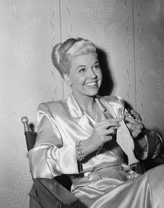 Doris Day - will this get pinned as much as my other Doris Day pic?