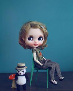 #nicky #blythe #customblythe #doll #k07 #k07doll