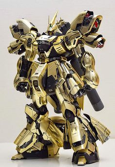 MG 1/100 Sazabi Ver Ka - Painted Build     Modeled by Shunneige     [Updated 5/21/15] *NEW*