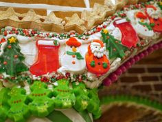 Little Hiccups: Giant gingerbread house at the Fairmont Hotel, San Francisco