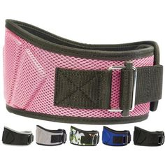 """""""Fire Team Fit 6"""""""" Lightweight Contoured Olympic Weight Lifting Belt"""" #weightliftingmotivation"""
