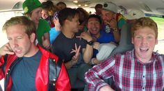 I Really Like You Lip Sync - 23 People In One Van