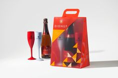 Dignus | packaging | branding | beverages | by Packaging Brands