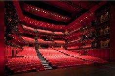 Kanagawa Arts Theatre (KAAT),Yokohama,Japan|KAAT神奈川芸術劇場|Theater chair,Theater seats,Auditorium seats