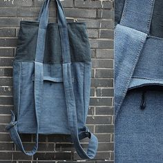 Bag - New Fashion Mixed Color Backpack&shoulder Bag(linen Material)Sku:MWS2014q08   Shoulder bag size:39cm(long)*13cm(wide)*64cm(high) Backpack size:39cm(long)*13cm(wide)*41cm(high)