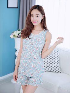 Banibella Chelsea Rose homewear sleepwear / cotton 100% / the best quality / summer pj