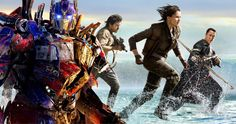 Transformers 5 Trailer Will Arrive with Star Wars: Rogue One -- Director Michael Bay confirms that the first teaser trailer for Transformers: The Last Knight will arrive with Star Wars: Rogue One on December 16. -- http://movieweb.com/transformers-5-trailer-release-date-star-wars/