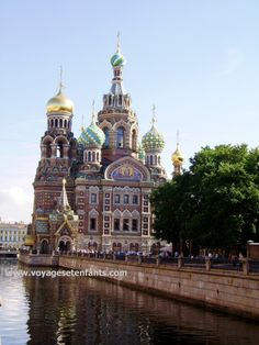 Russie: St Pétersbourg