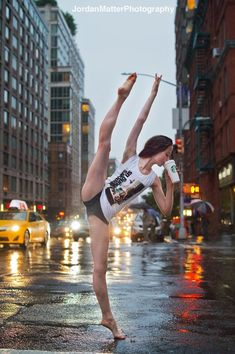 How dancers rejuvenate. How we do it!