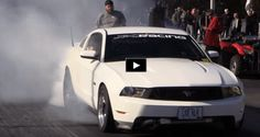 "The ""LSX KLR"" Turbocharged Mustang GT Drag Racing"